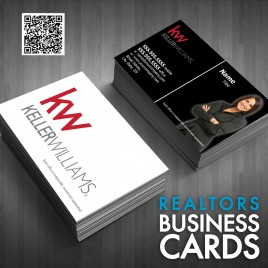 Business Card Keller Williams Template 04131522