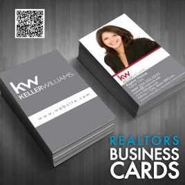 Business Card Keller Williams Template 04121510