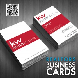 Keller williams realtor business card template business card keller williams template 04121512 flashek Image collections