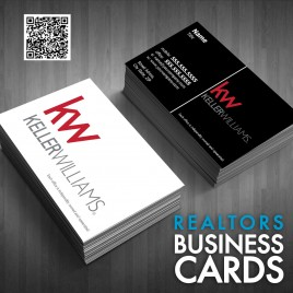 Business Card Keller Williams Template 04131510